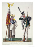 The Cocoa Seller Giclee Print by Antoine Charles Horace Vernet
