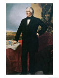 Millard Fillmore Giclee Print by George Peter Alexander Healy