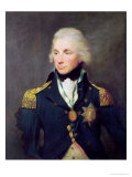 Portrait of Horatio Nelson Giclee Print by Lemuel-francis Abbott