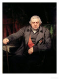Portrait of Sir Joseph Banks Giclee Print by Thomas Phillips