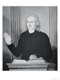 Francis Asbury Giclee Print by Charles Peale Polk