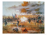 The Battle of Antietam, 1862 Giclee Print by Thure De Thulstrup