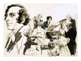 Felix Mendelssohn Giclee Print