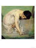 Dejeuner Sur L&#39;Herbe, 1863 Giclee Print by &#201;douard Manet