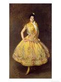 La Carmencita, 1890 Giclee Print by John Singer Sargent
