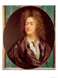 Portrait of Henry Purcell, 1695 Giclee Print by Johann Closterman