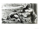 Neptune, c.1653 Giclee Print by Francois Perrier