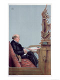 Scots Lawyer, from Vanity Fair, 23rd July 1903 Giclee Print by Leslie Mathew Ward