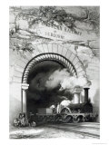 The Great Western Railway, 1846 Giclee Print by John Cooke Bourne
