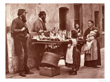 Dealer in Fancy Ware, 1876-77 Giclee Print by John Thomson