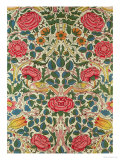 Rose, 1883 Giclee Print by William Morris