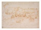 Ospedale Degli Innocenti Giclee Print by Fra Bartolommeo