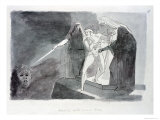Macbeth and the Armed Head Giclee Print by Henry Fuseli