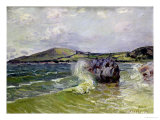 Lady's Cove, Wales, 1897 Giclee Print by Alfred Sisley