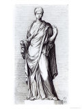 Agrippina, c.1653 Giclee Print by Francois Perrier