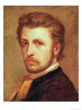 Self Portrait Giclee Print by Thomas Couture
