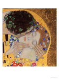 The Kiss, 1907-08 Giclee Print by Gustav Klimt
