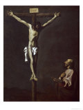 Crucifixion, 1635 Giclee Print by Claudio Coello