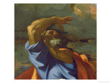 The Transfiguration, 1594-95 Giclee Print by Ludovico Carracci