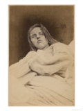 Hysterical Epilepsy, Plate XXXI, Paris, c.1876 Giclee Print by Paul Regnard
