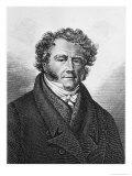 Francois Eugene Vidocq, c.1830-40 Giclee Print by Marie Gabrielle Coignet