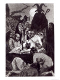 Black Mass, 1911 Giclee Print by Martin Van Maele