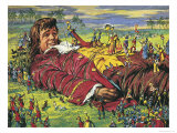 Gulliver&#39;s Travels Giclee Print