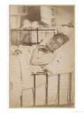 Hysterical Epilepsy, Plate XXVIII, Paris, c.1876 Giclee Print by Paul Regnard