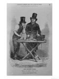 The Oyster Stall Giclee Print by W.h. Mason