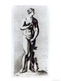 Venus Aphrodite, c.1653 Giclee Print by Francois Perrier
