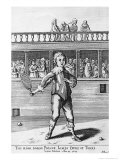Prince James- Duke of York Giclee Print by Matthaus, The Elder Merian