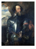 Count Hendrik Van Den Bergh Giclee Print by Sir Anthony Van Dyck