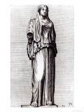 Vestal Virgin, c.1653 Giclee Print by Francois Perrier