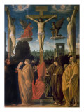 The Crucifixion Giclee Print by Bartolommeo Suardi Bramantino