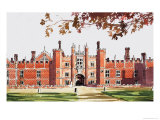 Hampton Court Giclee Print by  English School
