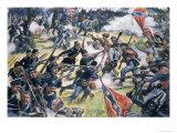 American Civil War Giclee Print