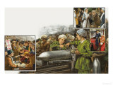 Women in the First World War Giclee Print by Ken Petts