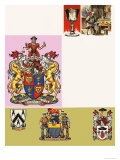 The Worshipful Company of Goldsmiths Giclee Print by Dan Escott