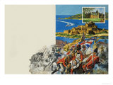 Defence of Jersey Giclee Print by Harry Green