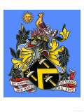 The Guilds of London: The Worshipful Company of Mercers Giclee Print by Dan Escott
