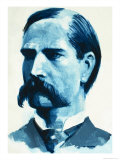 Wyatt Earp Giclee Print