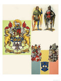 The Guilds of London: The Worshipful Company of Merchant Taylors Giclee Print by Dan Escott