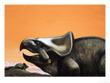 Protoceratops Giclee Print