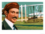 Orville Wright Giclee Print