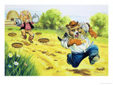 Brer Rabbit Giclee Print by Henry Charles Fox