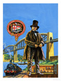 Marc Isambard Brunel Giclee Print by Harry Green