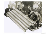 So That's Why, We Have Corrugated Iron Reproduction procédé giclée par John Millar Watt