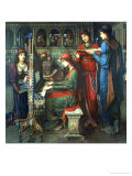St. Cecilia, 1897 Giclee Print by John Melhuish Strudwick