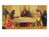 The Supper at Emmaus, 1520 Giclee Print by Vincenzo Di Biagio Catena