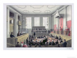 The Old Bailey, London Giclee Print by Thomas Hosmer Shepherd